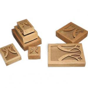 Fabrica de embalagens de papel kraft